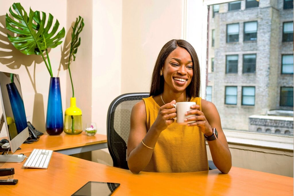 8 Steps to Create a Green Office Space